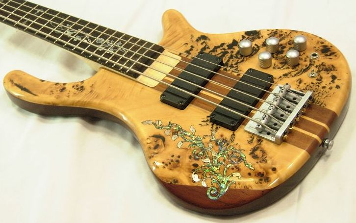 Handmade One-Of-A-Kind Guitar - B5S003